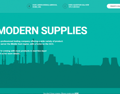 Modern Supplies LLC
